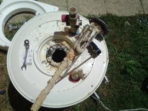 réparation de ballon d'eau chaude