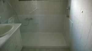 douche sécurisé